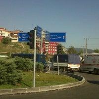 Photo taken at Çatmaca by Um?t B. on 9/26/2012