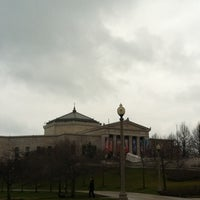 Photo taken at Museum Campus by Guzel G. on 12/16/2012