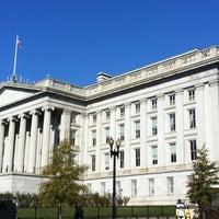 Photo taken at White House Visitor Center by Guzel G. on 11/11/2012
