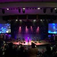 Photo taken at Cathedral Of Faith by Xenia C. on 3/8/2015