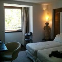 Photo taken at Porto Trindade Hotel by Juanma N. on 6/25/2013
