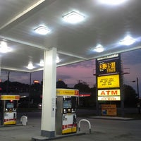 Photo taken at Shell by AAA Stripe Pro™ on 7/28/2013