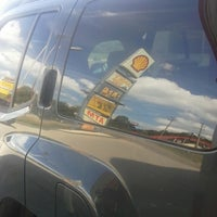 Photo taken at Shell by AAA Stripe Pro™ on 9/24/2013