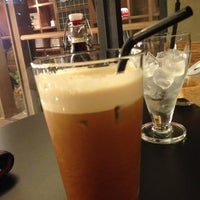 Photo taken at cafe Gré by Jisu P. on 10/7/2012