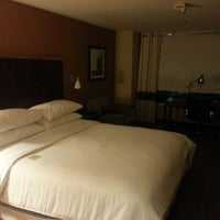 Photo taken at Four Points by Sheraton Hotel & Suites San Francisco Airport by Saurav A. on 1/12/2013