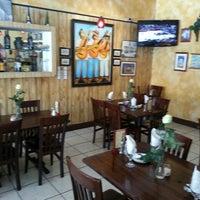 Photo taken at El Cristo Restaurant by Saurav A. on 4/26/2013