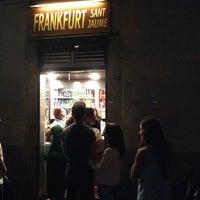 Foto tomada en Frankfurt Sant Jaume por Lluis S. el 9/23/2013