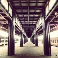 Photo taken at Ladozhsky Railway Station by Dmitleoni on 7/7/2013