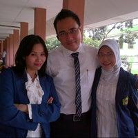 Photo taken at UNISMA BEKASI by Dewi S. on 1/11/2013