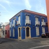 Foto tomada en Centro Histórico de Cartagena / Ciudad Amurallada por Federico R. el 7/8/2013