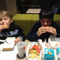 Photo prise au McDonald's par Stephane le11/19/2013