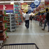 Photo taken at hypermart by oQ R. on 1/18/2013