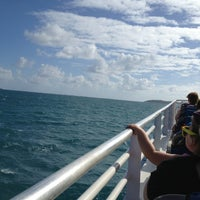Photo taken at Caribbean Princess - Southern Caribbean Cruise by Bryce T. on 1/19/2013