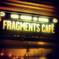 Photo taken at Fragments Cafè by JosepRamon G. on 7/28/2013