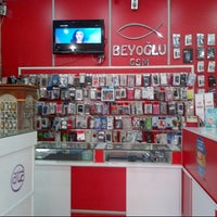 Photo taken at BEYOGLU GSM by Yunus Emre O. on 5/30/2014