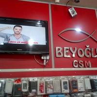 Photo taken at BEYOGLU GSM by Yunus Emre O. on 5/23/2014