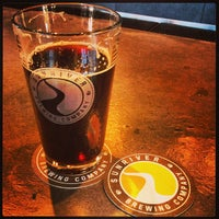 Photo taken at Sunriver Brewing Company by Christian T. on 4/28/2013