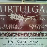 Photo taken at Kurtulgan City by Kubilay K. on 10/18/2013