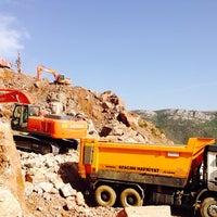 Photo taken at DSİ Özdere Gölet by C.Utku A. on 10/17/2014