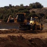 Photo taken at DSİ Özdere Gölet by C.Utku A. on 9/22/2014