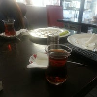 Photo taken at Tunahan Pasta Cafe by Ayşe A. on 2/12/2013