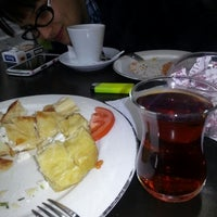 Photo taken at Tunahan Pasta Cafe by Ayşe A. on 2/8/2013