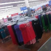 Photo taken at Walmart Supercenter by Bradley P. on 1/9/2013