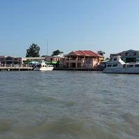 Photo taken at Belize City Port by Richard on 3/20/2013