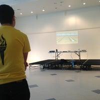 Photo taken at Crozier-Williams College Center by Garrett B. on 9/29/2012
