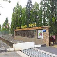 Photo taken at Taman Anggur Perlis by Akmarina W. on 12/29/2013