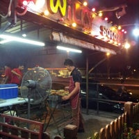 Photo taken at Willy Satay by Akmarina W. on 12/8/2012