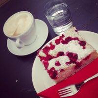 Photo taken at Café Start by Eliška T. on 5/29/2013