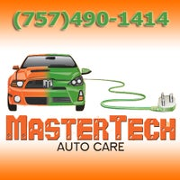 Photo taken at Mastertech Auto Care by Mastertech Auto Care on 4/2/2014