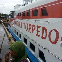 Photo taken at Pelabuhan Tulehu by Reza S. on 5/29/2014