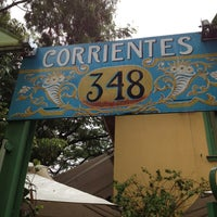 Photo taken at Corrientes 348 Parrilla Porteña by Angela A. on 4/7/2013