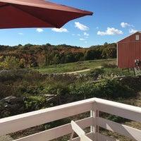 Photo taken at Ashlawn Farm Coffee by Nadia B. on 10/17/2015