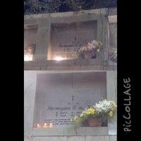 Photo taken at Calamba Cemetery by Paul Jimbo U. on 11/2/2013