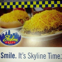 Photo taken at Skyline Chili by Todd C. on 2/12/2013