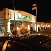 Photo taken at Holiday Inn Fargo by James K. on 9/19/2012