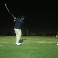 Photo taken at Doha Golf Club by Mohsin K. on 5/2/2013