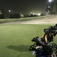 Photo taken at Doha Golf Club by Mohsin K. on 5/16/2013