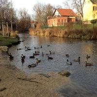 Photo taken at Spielplatz Espachbad by Martin R. on 12/28/2012