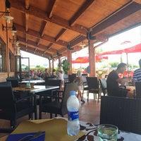 Photo taken at Oscar G. Ristorante - Pizzeria by Martin R. on 9/13/2014