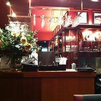 Photo taken at Chef's Café by Enrique B. on 3/26/2013