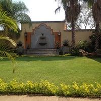 Photo taken at Hotel Los Abolengos by Daniel C. on 5/23/2013
