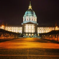 Photo taken at Civic Center Plaza by Maximilian on 6/15/2013