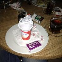 4/9/2013 tarihinde Yasemin Demirziyaretçi tarafından Ayşen Hanım Cafe'de çekilen fotoğraf