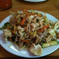 Photo taken at Restaurant Sabroso by Paulina G. on 9/30/2012