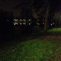 Photo taken at Hondenuitlaat Zone by Linda on 11/22/2014