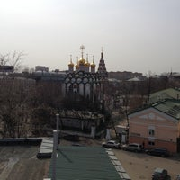 Photo taken at ТЦ «Акрополь» by Олег on 4/18/2013